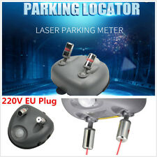 Car Laser Line Garage Parking Assist Sensor Aid Guide Stop Light System