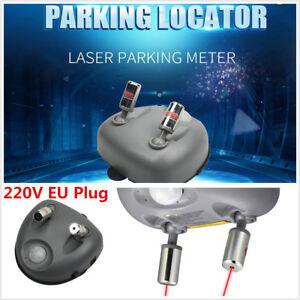 Car Laser Line Garage Parking Assist Sensor Aid Guide Stop Light System