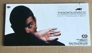 "George Michael,Too Funky+ 2,CD single 3"",Japon,1992"
