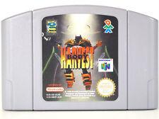 "Nintendo 64 n64 video gioco ""Body HARVEST"" modulo"
