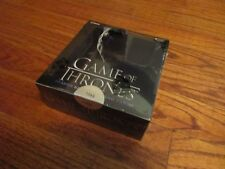Game of Thrones Season 7 Factory Sealed Box w/ 2 Autographs - Series Seven + P1