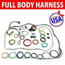 67 - 72 Chevrolet C10 C15 Rear Coil Truck Wire Harness Upgrade Kit fits painless