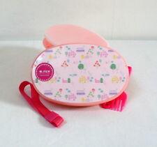 Boîte à goûter Lunch box bento  rose enfant Rice neuf