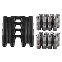 LS7 LS2 16 GM Performance Hydraulic Roller Lifters & 4 Guides 12499225 HL124 Set