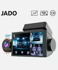 New listing Jado D350S Smart Dash Cam Recorder Car Dvr 1080P Hd G-Sensor Adas Night Vision