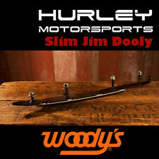 "WOODY'S Slim Jim Dooly 6"" Carbide Runners - YAMAHA - SY6-6580 - 2 Pack"