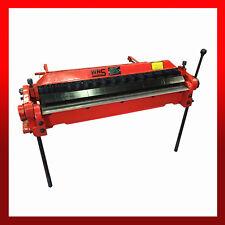 WNS Sheet Metal Box and Pan Folder 910mm x 1.5mm Folding Machine Bender Brake