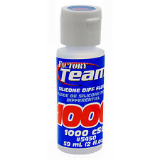 Team Associated Silicone Diff Oil Fluid 1000wt 1000 cst 59ml #5450 OZRC Models