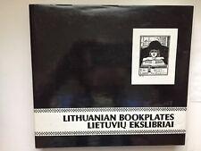 Lithuanian Bookplates - Lietuviu Ekslibriai - Collectible