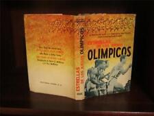 Estrellas De Los Juegos Olimpicos by John Durant ~ 1967 HC W/DJ *SIGNED*