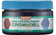 New Life Spectrum Grow Cell 40g 300-400 Microns Feeding Fry Starter Fish Food