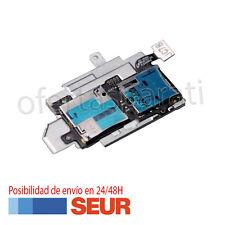 Repuesto Flex Lector Tarjeta Sim Memoria Micro SD para Samsung Galaxy S3 I9300