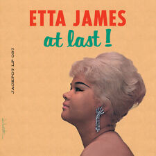 "Etta James - ""At Last!"" sealed LP Jackpot Records"