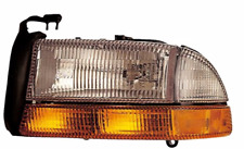 New Left Head Light Assembly Fits 8/19/97-2003 Dodge Durango & Dakota