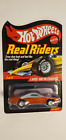 hotwheels real riders large and in charger # 03419/05000 with display case