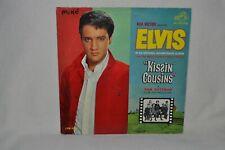"Elvis Presley: ""Kissin' Cousins"" Soundtrack Record!     LPM-2894    1964"