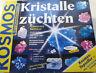 Kristalle züchten Kosmos Experimentierkasten komplett und neuwertig