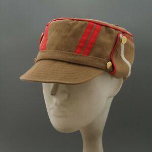 replica very rare 1950~1953  korea  army officer's side cap  (star on top)