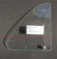 Vetro Deflettore Destro DX Bianco con Perno per FIAT 500 F L R D G  Epoca
