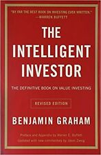 The Intelligent Investor: The Definitive Book on Value Investing <Paperback>