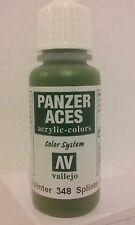 Vallejo Panzer Aces acrylic paint 70.348, Splinter strips. 17ml.