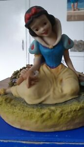 SNOW WHITE ARDEN SCULPTURES LARGE BOXED