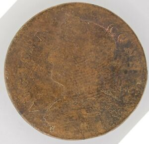 1787 Left Facing Bust Connecticut Copper US Colonial Coin