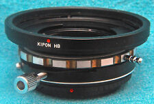 KIPON Tilt & Shift Adapter ALL Hasselblad Lens To Canon EOS. T&S New In Box