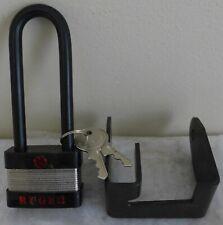 Ruger 5035 Gun Lock W/Clamp, 2 Keys 10/22