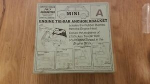 Classic Mini Engine Steady Repair Kit Type A for 850, 1000 & 1100cc