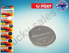 Panasonic CR1616 Lithium Coin Cell Battery DL1616 ECR1616 Expiry 12/2023 Genuine