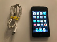 Apple iPod touch 2. Generation Schwarz (8GB) A1288
