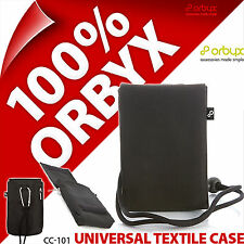 Orbyx Case Cover Bag Pouch Universal Fit for Most Mobile Smart Cell PHONES JCB Toughphone Sitemaster 2 Tp305 Tradesman Tp121