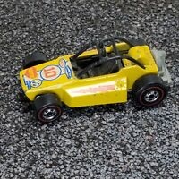 Hot Wheels 1975 Vintage Redline Rock Buster Yellow Original