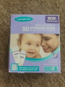 Lansinoh 44 breast milk storage bags
