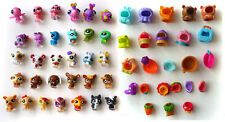 Lot of 55 LIttlest Pet Shop TEENIEST TINIEST PETS and ACCESSORIES No Duplicates