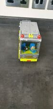 Track Pack - Refuse Truck - Silver Roof - 2 Figures