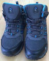 Boys Walking Boots Size UK 1 Kids Gelert <HH439