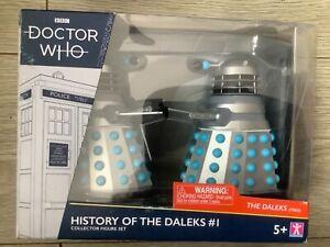 Doctor Who History of the Daleks #1 THE DALEKS read description