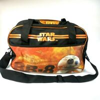 Star Wars BB-8 Duffel Gym Travel Sports School Bag Pack Tote Carry-on 97208