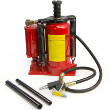 Air Hydraulic 20 Ton Bottle Jack  Jacks Automotive Lift Tools Heavy Duty Truck