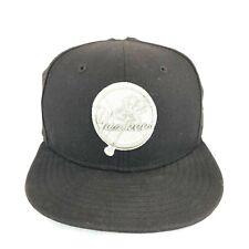 New Era 9Fifty New York Yankees Snapback Hat Men's Embroidered Cap Black White