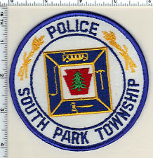 South Park Township Police (Pennsylvania) Shoulder Patch from 1992