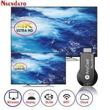 Anycast M100 2.4G 4K Miracast Any Cast Wireless DLNA AirPlay HDMI TV Stick wi fi