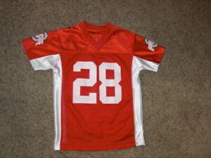 OHIO STATE BUCKEYES #28 Football Jersey youth Small