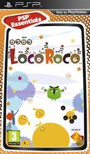 Videogame LocoRoco Essentials PSP