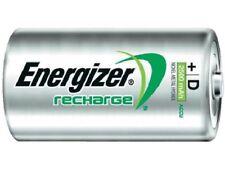 24-Pack D Energizer Recharge NiMH Batteries (2500 mAh)
