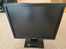Acer V173  17inches LCD  Monitor w/ power cord. VGA Only.  Great Condition