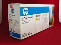 Q6002A 124A Genuine HP Yellow Toner Color LaserJet 1600 2600N 2605 2605DN %