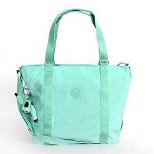 New with Tag KIPLING Adara  Medium Tote Bag TM4055 309 -Sea Foam Green